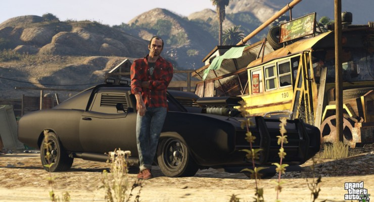 "I migliori giochi per PS4: i 4 ""must have"": Grand Theft Auto 5"