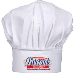 Regali di Natale per la mamma - Cappello da cuoca