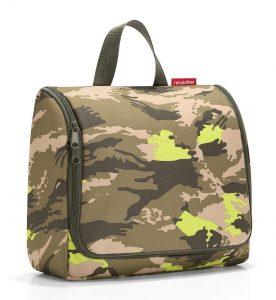 Beauty case da viaggio - Camouflage