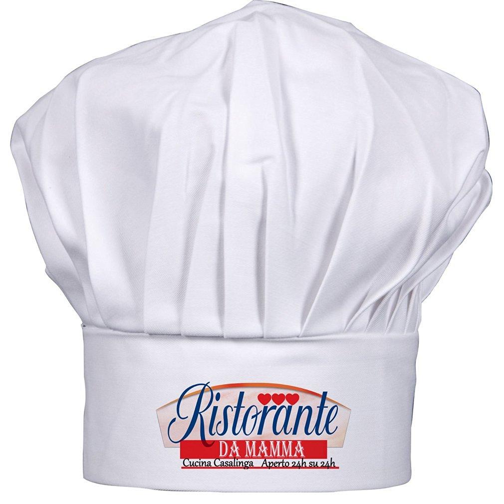 Cappello da cuoca per mamma