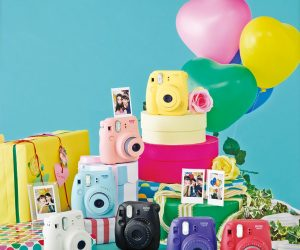 Fotocamera istantanea Fujifilm Instax Mini 8 - Tanti Colori