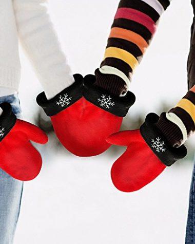 Guanti siamesi Love Gloves