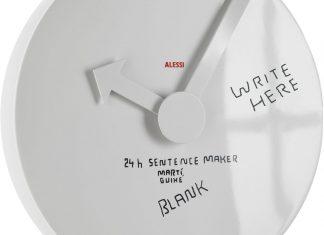 Orologio da parete personalizzabile Alessi