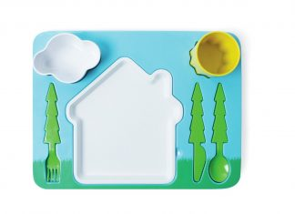 Set posate bambini - Home Dinner