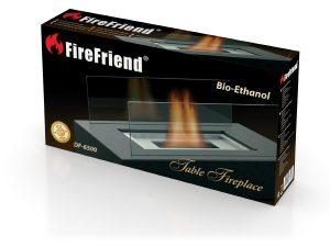Caminetto da tavolo a bioetanolo Firefriend