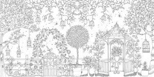 Libri da colorare per adulti - Secret Garden
