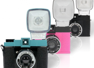camera lomography diana f +