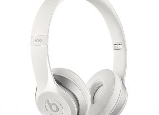 Beats Dr Dre Solo 2 headphones - White
