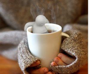 Infusore the omino Mr. Tea