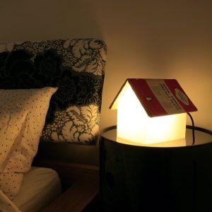Lampada da lettura segnalibro