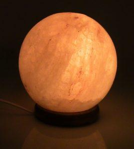 Regali di Natale per la mamma - Lampada di sale a sfera