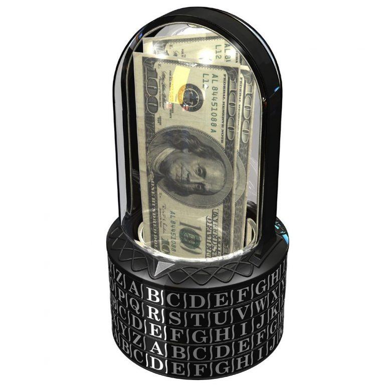 a592245f0f Scrigno Cryptex: metti alla prova i tuoi amici!