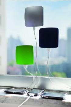 Caricabatterie solare da finestra