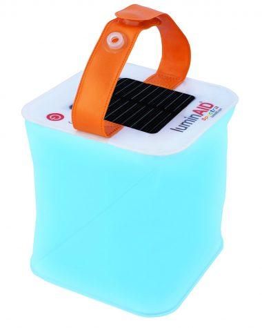 Lanterna gonfiabile LED solare