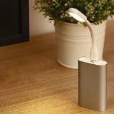 Lampada USB con vaso