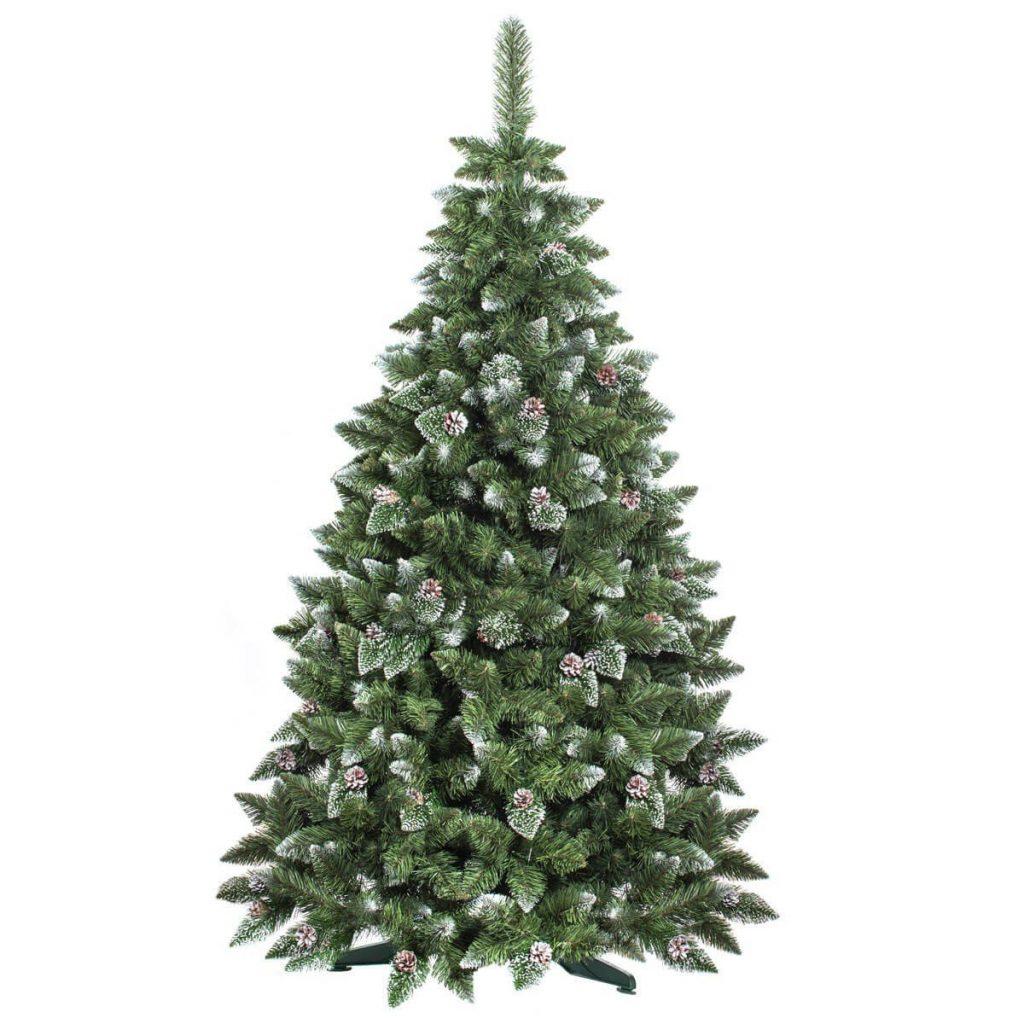 Albero di Natale Fairytree con neve