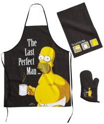 Regali di Natale per papa' #9 - grembiule Homer Simpson