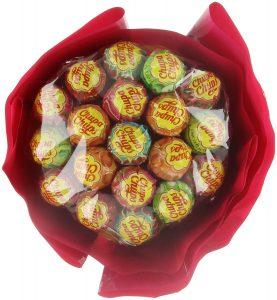 Bouquet di Chupa Chups - Dettaglio