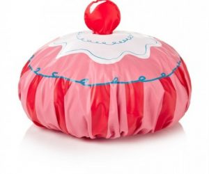 Cuffia per doccia colorata - Torta