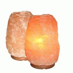 Idee regalo benessere - Lampada di sale