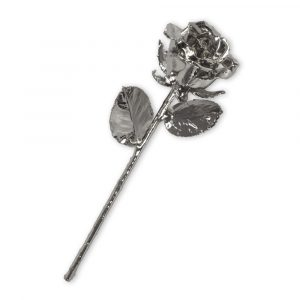 Idee regalo romantiche per lei - Rosa di platino