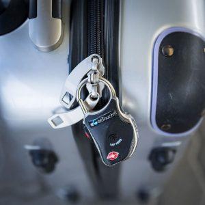 Lucchetto Bluetooth per bagagli - Dettaglio