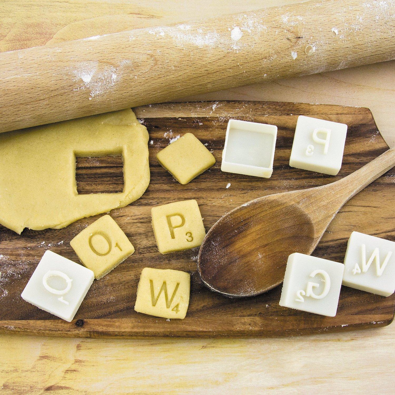 Stampini per biscotti gioco scarabeo idee regalo - Scarabeo gioco da tavolo ...