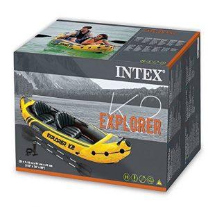 Canoa Intex - Dettaglio