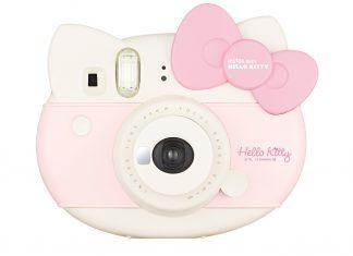 Macchina fotografica Hello Kitty