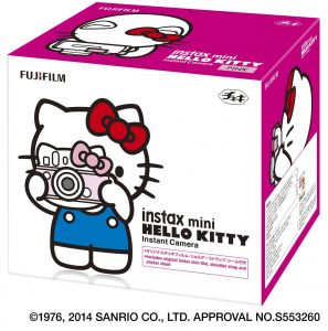 Macchina fotografica Hello Kitty Instax mini