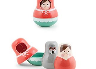 Little Red Riding Hood salt and pepper shaker