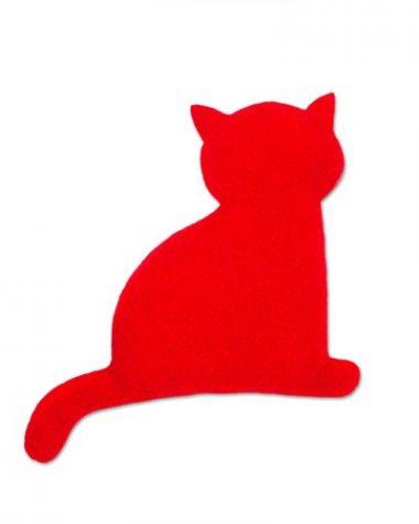 Cuscino termico gatto