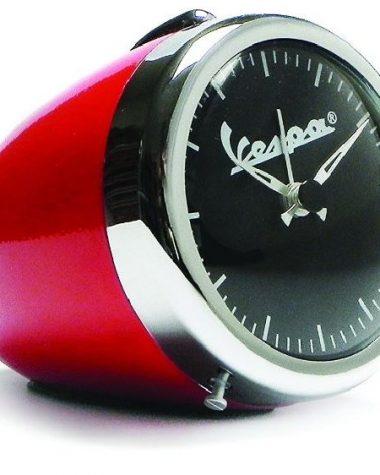 Sveglia da comodino Vespa - Rossa
