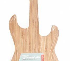 Tagliere a forma di chitarra