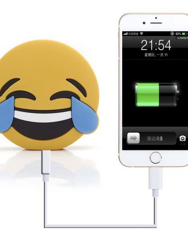 Caricabatteria Emoji