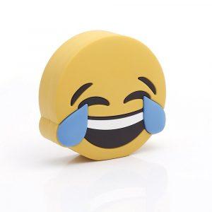 Caricabatteria Emoji - Rido fino alle lacrime