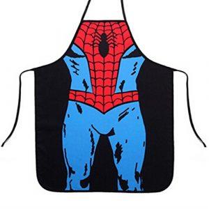 Grembiule supereroi Spiderman
