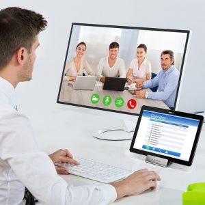 Supporto telefono e tablet- Perfetto per l'ufficio