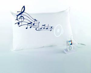 Idee regalo amica - Cuscino musicale