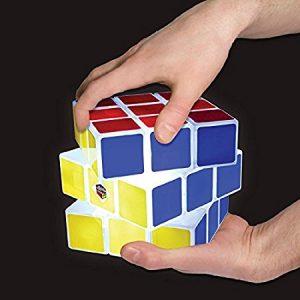 Lampada cubo di Rubik - Gioco e lampada