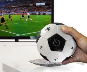 Telecomando palla da calcio