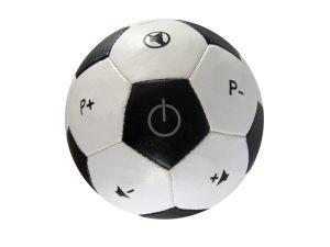 Telecomando palla da calcio - Regalo per tifosi sfegatati