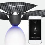 Uccello bionico controllato da App