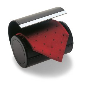 Regali per chi viaggia - Porta cravatte da viaggio