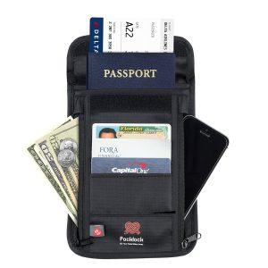 Regali per chi viaggia - Porta documenti da viaggio