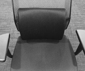 Cuscino supporto lombare - Per auto e ufficio