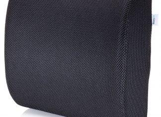 Cuscino supporto lombare in memory foam