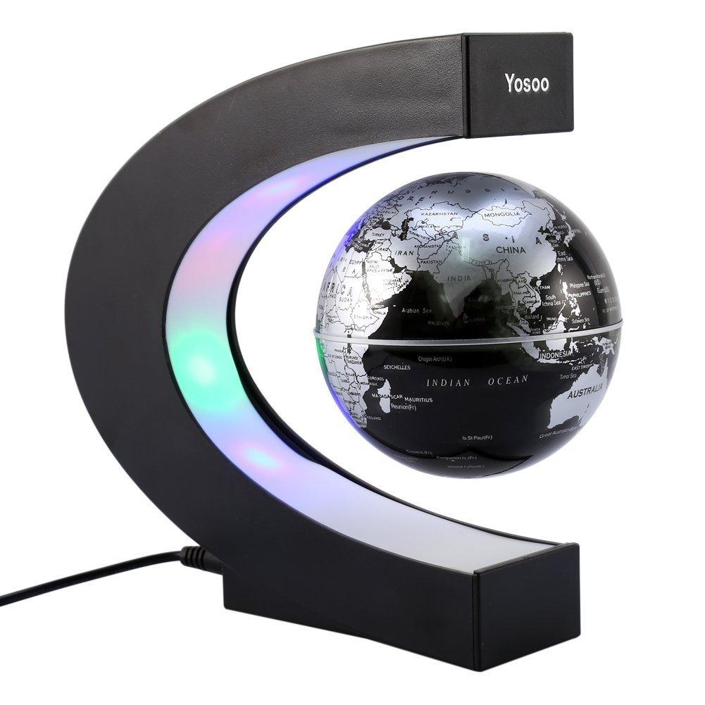 Globo a levitazione magnetica