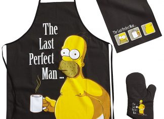 Grembiule Homer Simpson