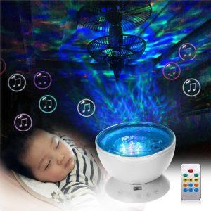 Proiettore onde del mare - Idea regalo bambini e adulti